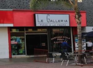 La Galleria Pizza